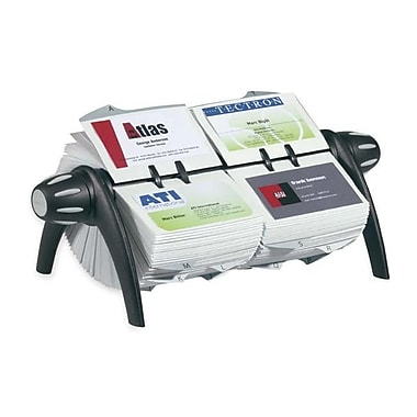 Durable Visifx Flip Duo Business Card File (RTl153776)