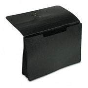 Esselte Pendaflex 5 in Expanding Portfolio 1 Pocket Poly legal Black (AZRESS82014)