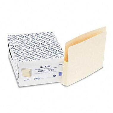 Esselte Pendaflex 1 in Expansion File Pockets 25 Pockets Straight Cut MlA ltr 25/Box (AZRESS12811)