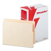 Esselte Pendaflex Convertible File Strt Cut End/Top Tab 1-3/4 Expan ltr MlA 25/bx (AZRESS12831)