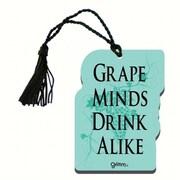 Grimm Grape Minds Drink Alike Bottle Gift Magnet Tag (GC22954)