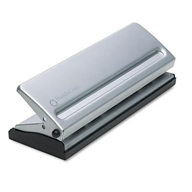 Franklincovey Four-Sheet Seven-Hole Punch for Classic Style Day Planner Pages Metal (AZERTY3735)