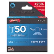 Arr T50 Type Staples, 0.31 inch Wire (AZTY01249) by