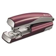leitz Nexxt Series Style Metal Stapler, Full-Strip, 40-Sheet Capacity, Red (AZTY09045)
