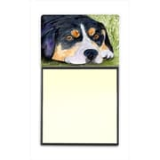 Carolines Treasures Entlebucher Mountain Dog Refiillable Sticky Note Holder or Postit Note Dispenser (CRlT60494)