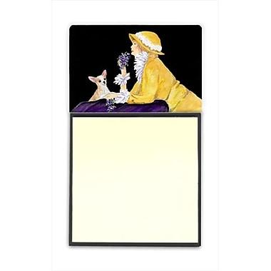 Carolines Treasures Chihuahua Refiillable Sticky Note Holder or Postit Note Dispenser (CRlT60504)