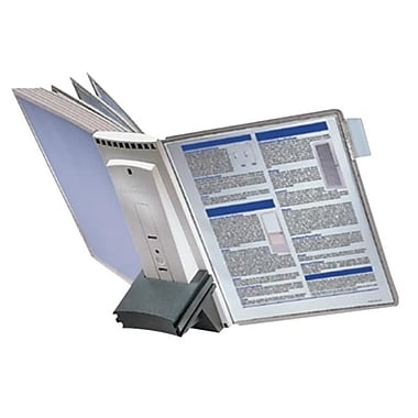 Durable Office Products Extension Modules for Reference System 10 Panels Gray (SPRCH32122)