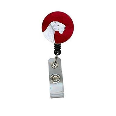 Carolines Treasures Sealyham Terrier Retractable Badge Reel or ID Holder with Clip (CRlT24321)