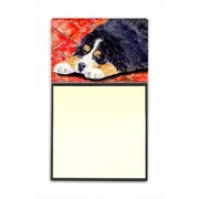 Carolines Treasures Bernese Mountain Dog Refiillable Sticky Note Holder or Postit Note Dispenser (CRlT60567)