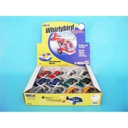 Daron Whirly Bird Pullback Helicopter 12 Pieces (DARON6798)