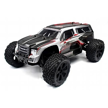 Redcat Racing Blackout xTE Scale Electric Monster Truck - Silver (RCR01506)