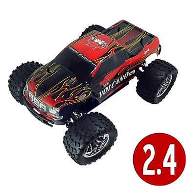 Redcat Racing Volcano S30 Scale Nitro Monster Truck - Red (RCR01479)