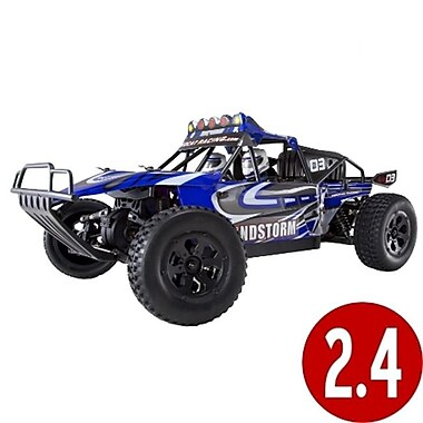 Redcat Racing Sandstorm Scale Electric Baja Buggy - Blue (RCR01494)