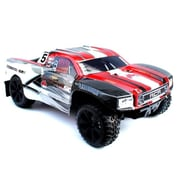Redcat Racing Blackout SC PRO Scale Brushless Electric Short Course - Red (RCR01484)
