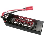 Redcat Racing 3200mAh 20C 7.4V 2S lipo Battery (RCR03289)