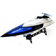 Az Import and Trading RC Speed Racing Boat - 18 in. (AZIMPT02488)