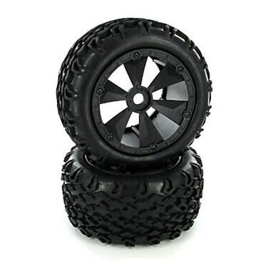 Redcat Racing Tires And Wheels, Mounted (RCR01524)