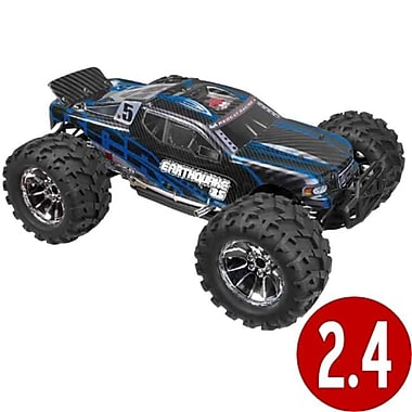 Redcat Racing Earthquake 3.5 Scale Nitro Monster Truck - Blue (RCR01472)