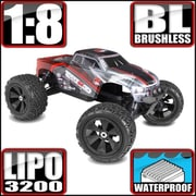 Redcat Racing Terremoto V2 Scale Brushless Electric Monster Truck (RCR01465)