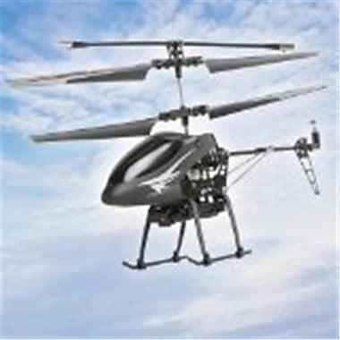 CIS 528C24 8 in. 3.5 Channel and 2.4 GHz Camera Helicopter with Gyro (CISA007)