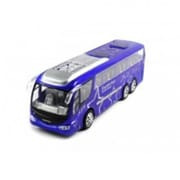Az Import and Trading Ultimate Passenger Tourist Vacation Electric RC Bus Blue, 1-48 (AZIMPT02477)