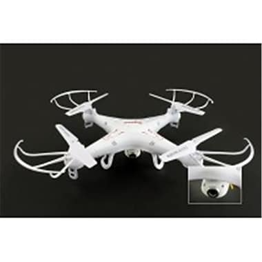 Az Import and Trading RC Quadcopter Plus 2 MP HD Camera - 12 in. (AZIMPT02461)