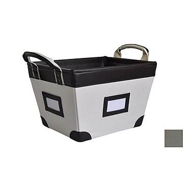 Yu Shan CO USA ltd Small Storage Basket Olive (YUSHN138)