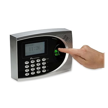 Acroprint Time Recorder Co. Biometric Time- Attendance System 50000 Transactions SR- BK (SPRCH33413)