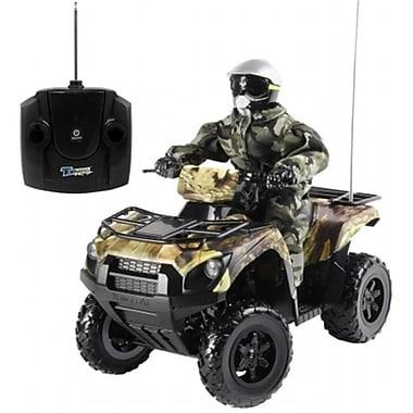 KidzTech Scale Radio Control Kawasaki Brute Force 750 In Camo (GRPS935)