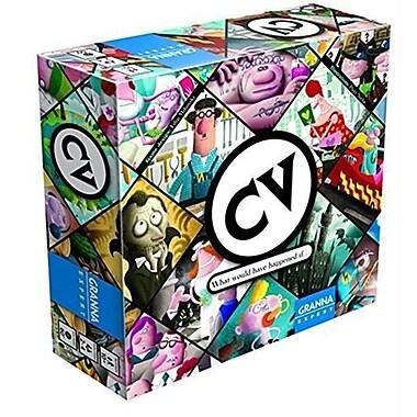 Passport Game Studio CV Card Game (ACDD16754)