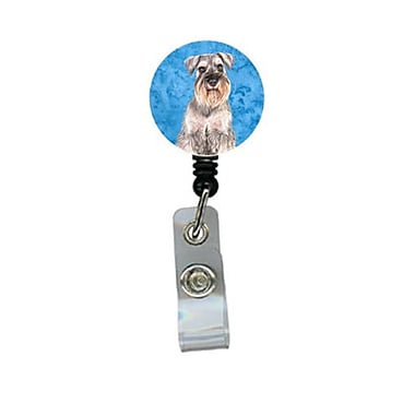 Carolines Treasures German Shepherd Retractable Badge Reel (CRlT61119)