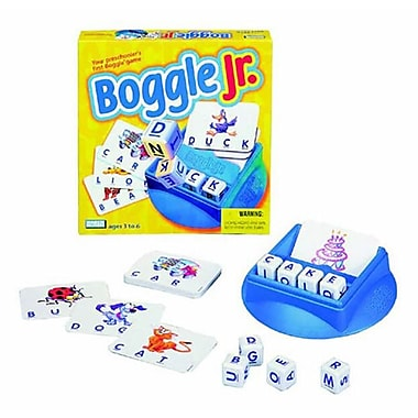HASBRO Boggle Jr for Child (EDRE3136)