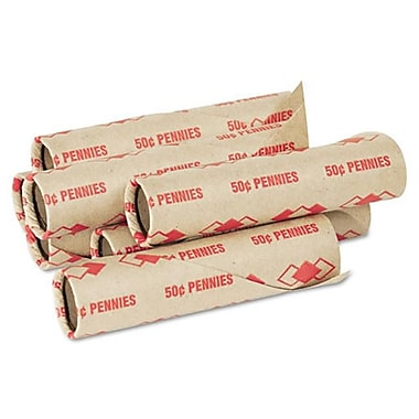 Pmc Preformed Paper Tubular Coin Wrappers (AZTY11209)