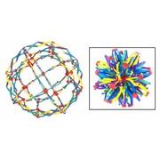 John N Hansen Company Inc Rainbow Hoberman Mini Sphere (JNSN70630)