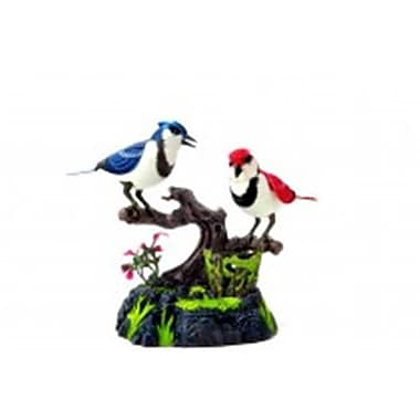 Az Import and Trading Singing and Chirping Birds - Realistic Sounds and Movements - Blue Jays (AZIMPT02373)