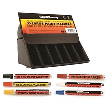 Forney Industries Inc 70827 Marker Paint Display xl Set-15 (ORGl85535)