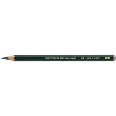 Faber-Castell 6B Jumbo Graphite Pencils - Pack of 6 (AlV32805)