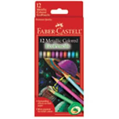 Frontier Natural Products Faber Castell Pencils Metallic Colored EcoPencils (FNTR07176)