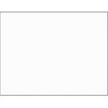 Docuprint Forms and Signs 1OUTDOORW-1185 1 Sheet White Outdoor Sign (ORGl7555)