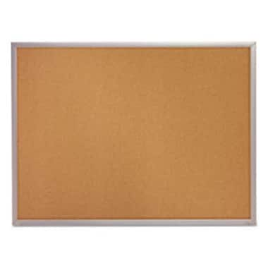 Quartet Classic Cork Bulletin Board, 24 x 18 in. (AZTY11581)