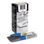 Crayola Dry Erase Marker, Chisel Tip - Blue (AZTY03741)