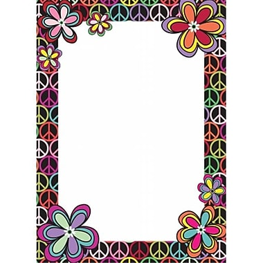 WallPops Peace Dry-Erase Board Pack of 2 (BSHF024)