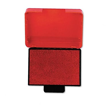 US Stamp Trodat T5430 Stamp Replacement Ink Pad 1w x 1-5/8d Red (AZRUSSP5430RD)