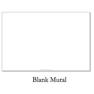 Incrediline Write That Down - Blank Mural - Incrediwall - 48 Inches x 36 Inches (INCR022)