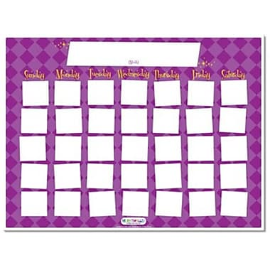 Incrediline A Wish A Day Calendar Mural - Incrediwall - 24 Inches x 18 Inches (INCR040)