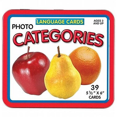 Smethport language Cards- Categories (PTCH124)
