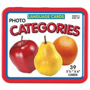Smethport language Cards- Categories (PTCH124)