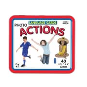 Smethport language Cards- Actions (PTCH126)
