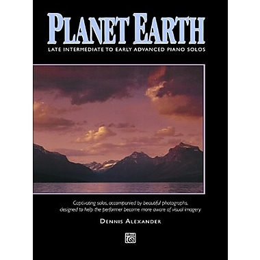 Alfred Planet Earth - Music Book (AlFRD42991)