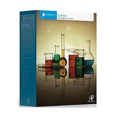 Alpha Omega Publications Set of 10 lifepacs Only (APOP726)